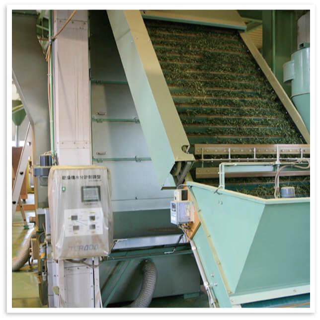 茶舗 牧ノ原の工場の画像