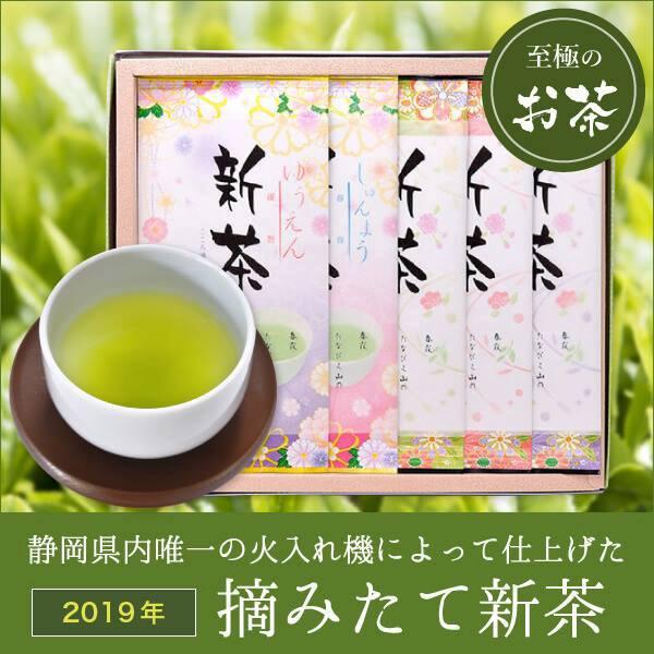 2019年茶舗 牧ノ原の新茶