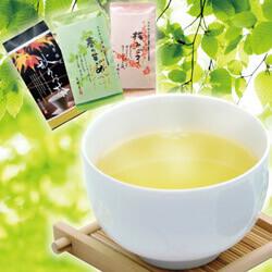 季節が香る・四季のお茶