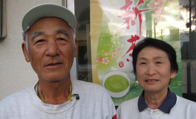 河原崎 功(かわらざき いさお)氏と、幸子(さちこ)さん、ご夫妻。